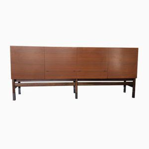 Modernist Rosewood Prestige Sideboard by Pierre Guariche for Huchers-Minvielle, 1960s