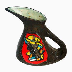 Vase von Mar Maca, 1950er