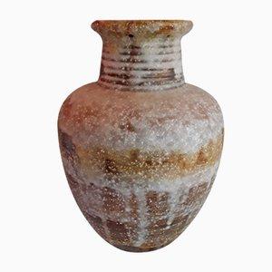Große deutsche bauchige 7633-30 Vase von NB Design