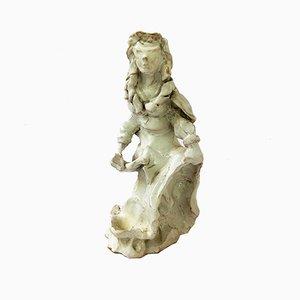 Keramikfigur von Vecchia Deruta, 1960er