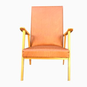 Scandinavian Lounge Chair, 1960s