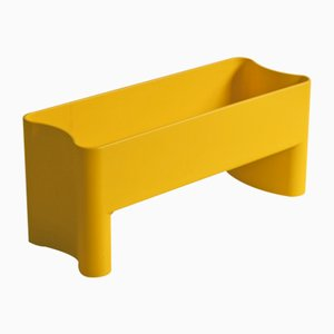Large Yellow Planter, 1980s