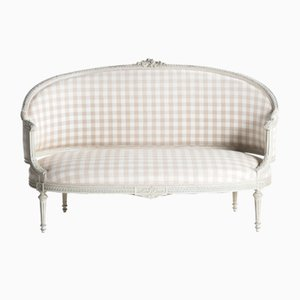 Antique Gustavian Swedish Sofa