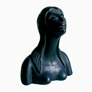 Vintage Sculpture by Leopold Anzengruber, 1960s