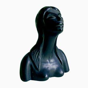 Vintage Skulptur von Leopold Anzengruber, 1960er