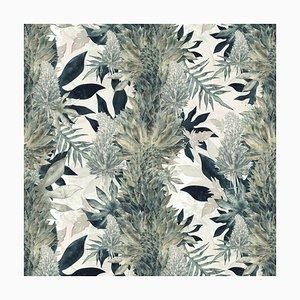 Papier-Peint Kimolia Paradise Green