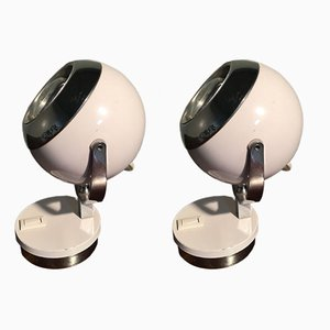 Space Age Table Lamps, 1960s, Set of 2