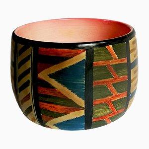 Vintage Ceramic Bowl from Lenci SR, 1940s