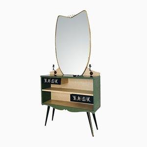 Mesa consola vintage de Umberto Mascagni, años 60