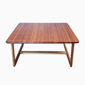 Vintage Square Coffee Table, 1960s