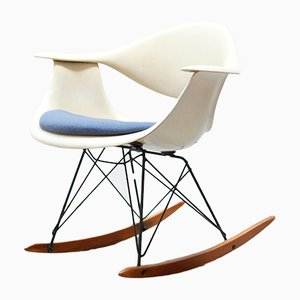 Rocking Chair par George Nelson pour Herman Miller, 60