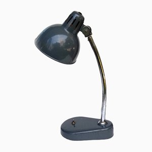Enameled Metal Table Lamp by Marianne Brandt & Hin Bredendieck, 1920s