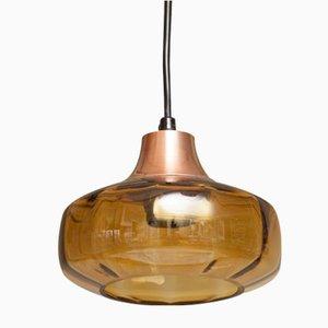 Vintage Deckenlampe von Carl Fagerlund für Orrefors