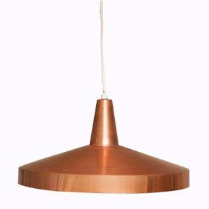 Lampada vintage in rame