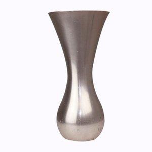 Vase von Fritz August Breuhaus de Groot für Zeppelin Metallwerke, 1930er