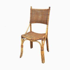 Vintage Rattan Chair, 1970s