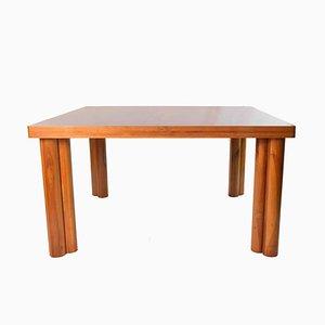 Tavolo da pranzo vintage di Carlo Scarpa per Bernini