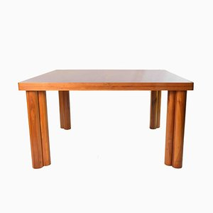 Vintage Dining Table by Carlo Scarpa for Bernini