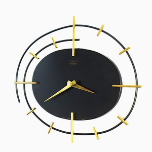 Mid-Century Transistor Clock from Vedette