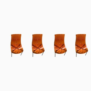 Dining Chairs from Calligaris, 1990s, Set of 4