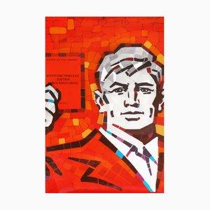Póster de la URSS, años 80