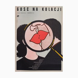 Polish Film Poster, 1980s