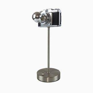 Lampe de Bureau Agfa Silette Pronto Camera Vintage