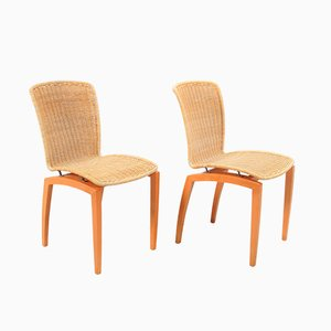 Dining Chairs by Christian Werner for Ligne Roset, 1990s, Set of 2