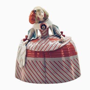 Statuetta piccola in ceramica di Lladro, inizio XXI secolo