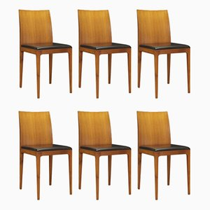 Dining Chairs by Ludovica & Roberto Palomba, 1990s, Set of 6