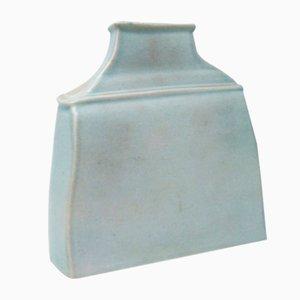 Vase par Franco Bucci pour Laboratorio Pesaro, 1980s