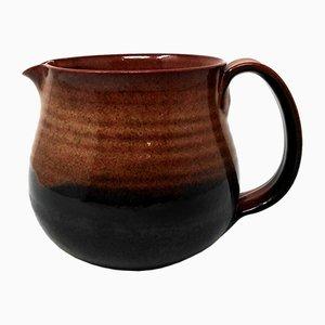 Brocca in ceramica di Nanni Valentini per Ceramica Arcore, anni '70