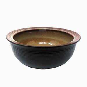 Keramikschale von Nanni Valentini für Ceramica Arcore, 1970er
