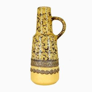 Ceramic Vase with Handles from VEB Keramische Werke Haldensleben, 1970s