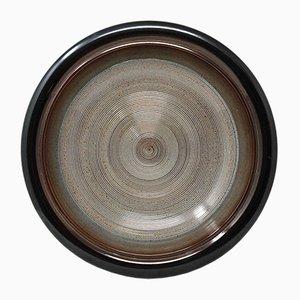 Bowl by Franco Bucci for Laboratorio Pesaro, 1980s