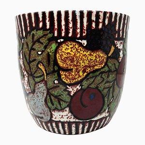 Vase von Mengaroni Pesaro, 1950er
