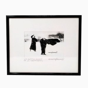 I do not caress my hands by Mario Giacomelli, 1980s