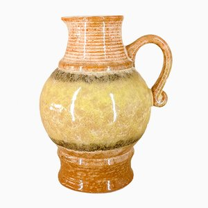 Jarra de Strehla Keramik, años 70