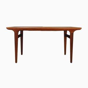 Table de Salle à Manger Vintage en Teck par Johannes Andersen pour Uldum Møbelfabrik, Danemark, 1970s