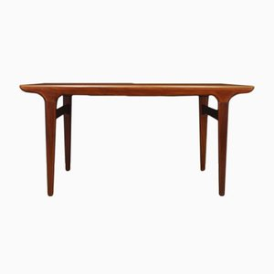 Vintage Danish Teak Dining Table by Johannes Andersen for Uldum Møbelfabrik, 1970s