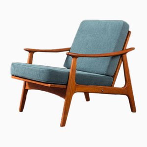 Lounge Chair from France & Søn / France & Daverkosen, 1950s