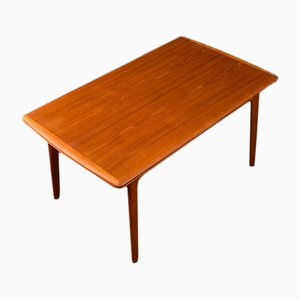 Tavolo da pranzo di Svend Åge Madsen per K. Knudsen, anni '60