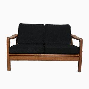 Mid-Century Sofa by Juul Kristensen for JK Denmark, 1970s