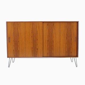 Mueble danés de teca, años 60