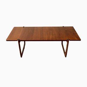 Grande Table Basse par Peter Hvidt & Orla Mølgaard-Nielsen pour France & Son, 1960s