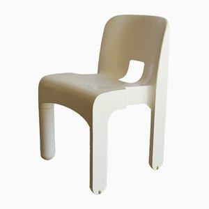 Chaise de Bureau 4868 Vintage par Joe Colombo pour Kartell