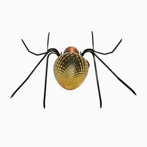 Italienische Mid-Century Spider Wandlampe, 1950er