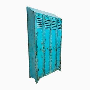 Armario vintage en azul, años 30