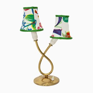 Swedish Table Lamp by Josef Frank for Svenskt Tenn, 1950s