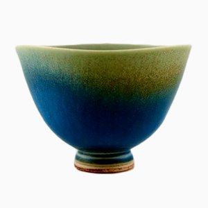 Schwedische Vintage Keramikschale von Berndt Friberg